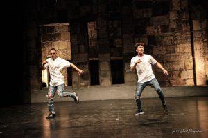 hip hop al Mosaico