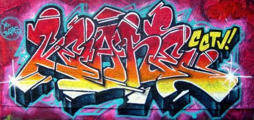 Il writing parte integrante della cultura Hip Hop
